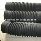 rubber expandable hose for mechanical
