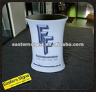 Portable Fabric Promotion Counter
