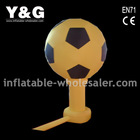 football game inflatable products shape