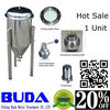 2012 Christmas Hot Sale Gift Beautiful Christmas Gift Home Brew Equipment-25 Gallon Conical Fermenter