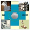 Plastic raw material PVC resin