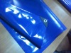 Water-proof Safe Awning Blue PVC Tarpaulin