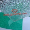 10 Years Guarantee Polycarbonate anti-drop embossed sheet