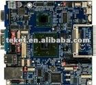 VIA Nano-ITX Series Board N800 Nano-ITX Board with VGA, LVDS, COM, USB, SATA, CF & GigaLAN Embedded industrial control IPC