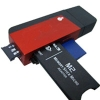 USB 2.0 SD+MS series card reader