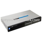 Cisco Linksys Managed Ethernet Switch SLM224P switch