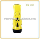 high brightness Flash light LED, FM Radio,Alarm