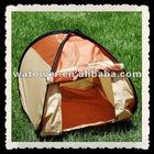 Promotional pop up cat tent