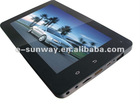 "hot sale 7"" TFT LCD IEEE 802.11 b/g/n Capacitance Touch Control MID"