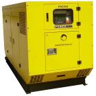 20-250kw Dongfeng Cummins diesel generator set