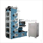 TRY-320 5colors flexo label printing machine & flexo press