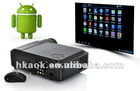 Built-in WIFI wireless network Android 4.0 Smartbeam HD LED Projector
