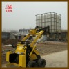 New high quality mini skid steer loader with forks AKL-N-300