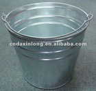 wholesale iron metal bucket with handle