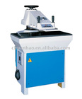 CH-820 20T hydarulic swing arm die cutting machine