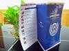 2012Three folding flyer brochure