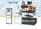 DK7740 EDM machine in lower price