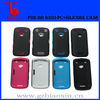 Newest style PC+Silicone covers for BB Curve 9380