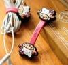 rubber earphone holder