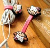 rubber earphone holder