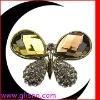 Fashion crystal brooch