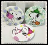 Snoopy button badge,pin badge