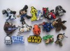 Soft pvc Star Wars gift toy Shoe Buckle for Gift /Sale