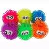 eyes puffer ball