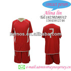 Customized soccer jersey for man