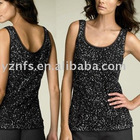 tank top/Fashion tank top/Ladies tank top