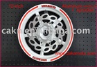 Motorcycle Parts Dirt Bike Alloy CNC Wheel Rim pit bike / dirt bike aluminum wheels / rims