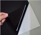 black 3D carbon vinyl
