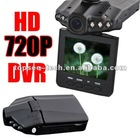 "hot 720P 2.5"" TFT monitor car dvr"