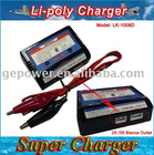 RC Lipo battery charger 2-3S Li-Poly charger for Lithium battery pack