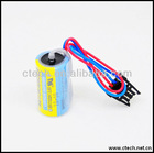 PLC ER17330V/3.6V lithium battery, MR-BAT