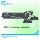 LED wireless dmx 512 controller 500M
