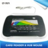 Card Reader HUB Mouse Pad Promotional Gifts