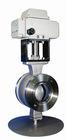 electrodynamic V type regulating ball valve