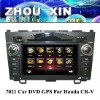 Shock proof, Ipod control, Rosh, CE, CRV car dvd with GPS