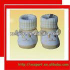 anti-skid baby sock shoe