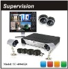 Realtime H.264 comprssion dvr kit