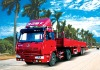 Steyr 4*2 trailer/tractor truck head