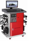 Automatic self-correction,self-diagnosis and self-repair wheel alignment HTWG18