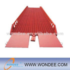 China WONDEE High Quality Mobile Yard Ramp