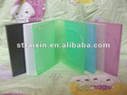 VIDEO/DVD CASES 14MM SINGLE/DOUBLE