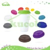new style silicone cup lid