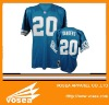 Promotional American football jersey