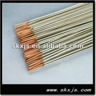 Ti clad copper wire