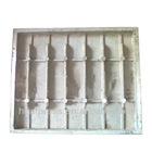 100x120cm cast aluminium heating plate