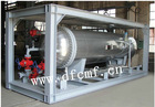 ASME oil and gas equipment shell and tube steam heat exchanger